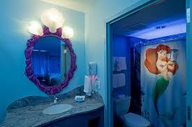 accessories of little mermaid bathroom decor little mermaid