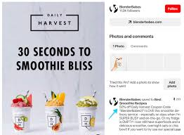 5 Marketing Lessons From Daily Harvest's Journey To Shipping One ... Leshag Home Facebook The Hub Coupon Code Archives Guide On How To Become An Amazon Fba Seller In 2019 Museminded Apply On The App Your Online Shopping Achievement Is Our Articles Goal Coupons Cash Back Earn Free Gift Cards Mypoints Calamo Ideas To Help You Get Cheap Deals Details About Public Desire Womens Stefani Lace Up Heels Perspex Pointed Toe Stiletto Shoes 21 Best Drag And Drop Website Builders Colorlib Jodi Cut Out Black Faux Suede Clothing Promo Codes June Cbd Genesis Codes Here Save Money Hemp Products