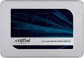 1TB Crucial MX500 2.5