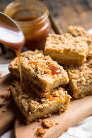 Pumpkin Crunch Dessert Hawaii by Pumpkin Bars With Streusel Topping Recipe Simplyrecipes Com