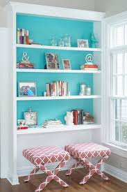 Benjamin Moore Peacock Blue Turquoise Paint Color
