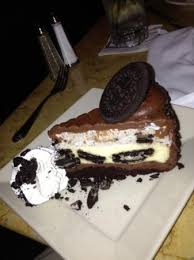 The Cheesecake Factory Ready for the Oreo Cheesecake