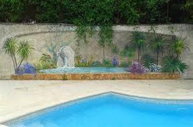 pour mur exterieur decoration pour mur exterieur de jardin 1 d233coration en