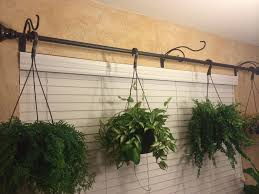 Allen And Roth Curtain Rod Instructions by Expand Your Hanging Plant Capabilities Use Some Plant Hangers And