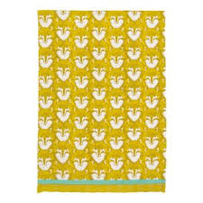 Fox Parks Kitchen Towel