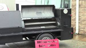 100 Renting A Food Truck Pickup Toolbox HogZilla BBQ Smoker Grill Trailer For Sale