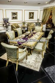 Royal Luxury New Classical Dining Room Furniture Set