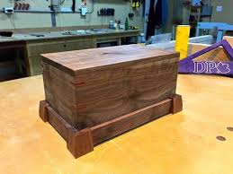 how to build an end table with a secret hidden compartment great