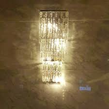 sconce modern wall light fashion large living room luxury