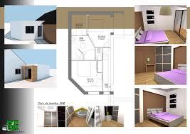 extension chambre esquisse archives sg plans