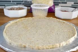 Low Sodium No Yeast Pizza Crust Recipe