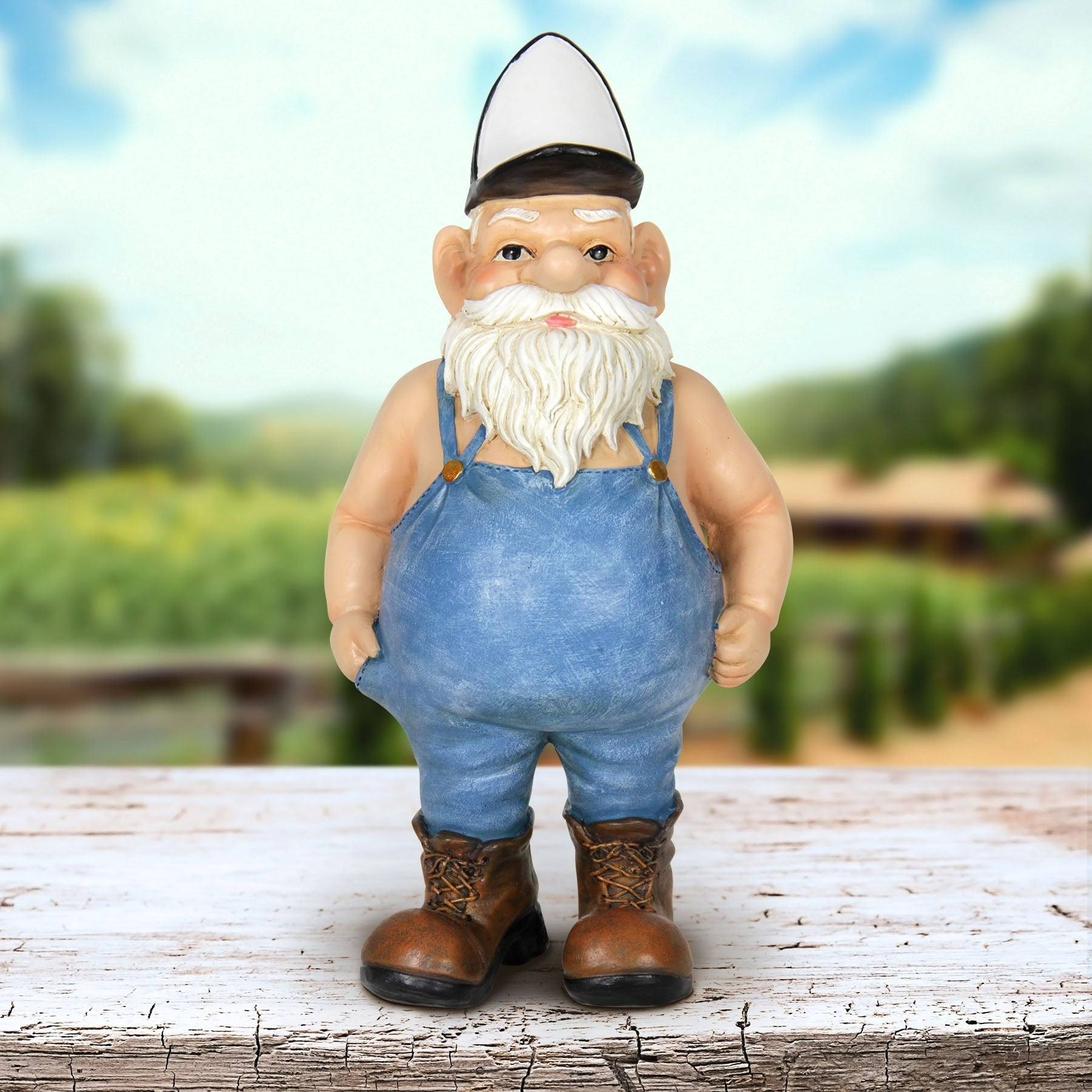 Exhart Naked Trucker Gnome