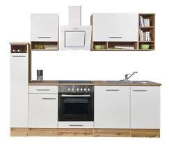 respekta economy küchenblock wildeiche ca 250 cm