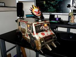 Sweet Tooth's Ice Cream Truck - Twisted Metal Online Twisted Metal Rc Playstation Sweet Tooth Palhao Pinterest Sony Playstations Ice Cream Truck Robocraft Garage Rember This Ice Cream Truck From Twisted Metal Back On Hollywood Losangeles Trucks Home Facebook The Review Adamthemoviegod E3 2011 Media Event Tooths A Photo Car Flickr Pday 2 Mod Sweeth Van Junkyard Find 1974 Am General Fj8a Truth