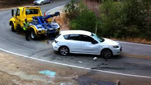 100 Do You Tip A Tow Truck Driver Truck Driver Hilariously Bad At Righting A Flipped Mazda