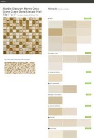 Menards Mosaic Glass Tile by Honey Polished Onyx Mosaic Floor Or Wall Tile 5 8