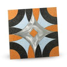 Fogazza Abstract Tiles 3