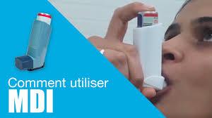 chambre inhalation ventoline comment utiliser aérosol doseur in