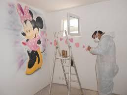 chambre minnie mouse décoration chambre bebe minnie exemples d aménagements