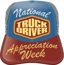 Celebrate National Truck Drivers Appreciation Week - Blog National Trucking Week In The News Centreport Canada Celebrate Truck Drivers Appreciation Blog Transport Transportation Trucks Blue Truck Usa Tractor Unit From Abf Freight Qualify For Driving Reed Inc Milton De Rays Photos Seven Fedex Earn Top Honors At Championships Finals Hlights Youtube Thanking Moving Our World Forward Bloggopenskecom Bennett Celebrates Driver 2015 Industry Calls Thorough Education Road Users Truckers Association Home