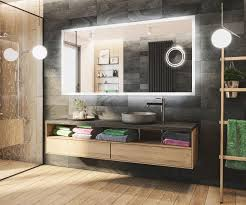 badspiegel mit led beleuchtung l01