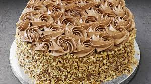 low carb haselnuss schokoladen torte