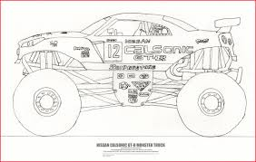 100 Monster Truck Drawing 30559 The Nissan Gt R By Jim