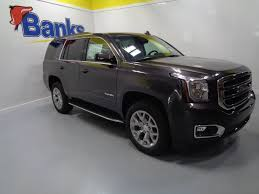 2018 New GMC Yukon 4WD 4dr SLE At Banks Chevrolet Buick GMC Serving ...