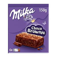 galletas milka cake brownie 150g de grocery