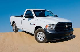 100 Ram Trucks 2014 1500 EcoDiesel Tradesman First Drive