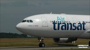 air transat nantes montreal air transat nantes atlantique airport
