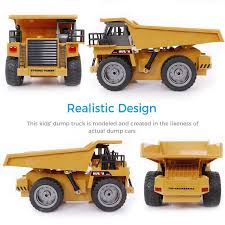 Amazon.com: RC Dump Truck,Full Functional Remote Control ... Buy Super Truck Cstruction Dump Childrens Kids Friction Toy 13 Top Trucks For Little Tikes Fun Rugs Time Shape Fts132 Area Rug Multicolor Funny Small With Eyes Coloring Book Stock Vector Other Radio Control Vehicle Amazoncom Rc Truckfull Functional Remote True Hope And A Future Dudes Dump Truck Bed Bedroom Decor Ideas Cars Truck Excavator Crane Emulational Eeering Vehicles American Plastic Toys 16 Assorted Colors 135 Big Frwheel Bulldozers Model