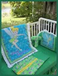 Tinkerbell Toddler Bedding by Crib Bedding Set