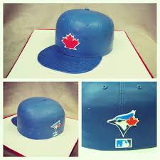 Dave And Busters Halloween Toronto by Flat Bill Toronto Blue Jay U0027s Baseball Hat Birthday Cake