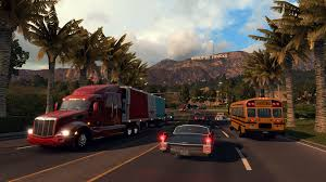 100 Brown Line Trucking American Truck Simulator On Steam