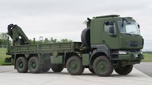 100 New Mack Trucks Canadian Armed Forces Starts Taking Delivery Of Its Standard