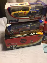 Napa Truck & NASCAR RON HORNADAY #16 2 Time Champion TRUCK Lot Of 13 ...