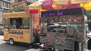 Fight Brewing Over Food Carts Along Second Avenue Subway On Upper ...