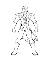 Good Power Rangers Coloring Pages 46 For Your Download With