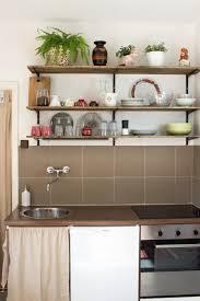 diy küche mit offenen regalen green bird diy mode deko