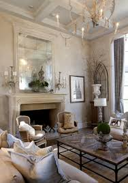 Get The Look Glamorous Living Rooms