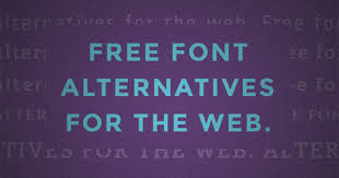 Fonte Cinzel Decorative Bold by Free Font Alternatives To Designer Favorites Element Three