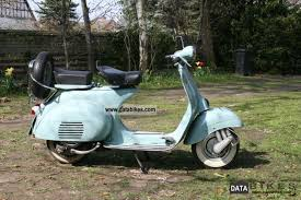 Piaggio Vespa VNB1T 1959 Vintage Classic And Old Bikes Photo