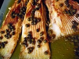 cuisiner la raie au beurre noir raie au beurre noisette cuisine de la mer