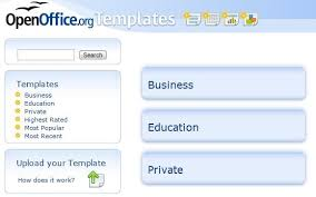 Open office invoice template well portray templates business 1