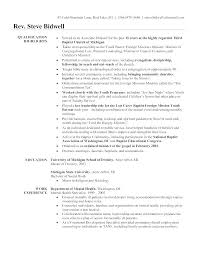 Sample Resume For Youth Worker Position Samples Top Pastor Download Ministry Com Res