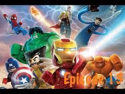 Lego Marvel That Sinking Feeling Minikit by Lego Marvel Super Heroes Episode 13 Operation Latveria Youtube