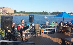 Wharfside Patio Bar Nj by Baker U0027s Water Street Bar And Grille Toms River Nj