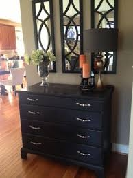 The Burlap Hill Great Minds Think Alike Painted Dresser For Living Room