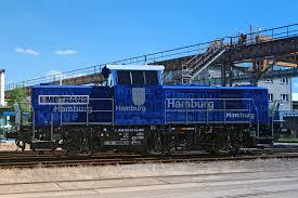 100 Shunting Trucks Metrans Puts First Hybrid Shunting Locomotive Into Operation Euro